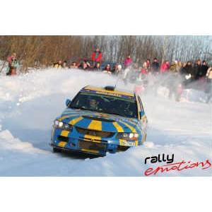 Rally Sarma: экипаж Виталия Пушкаря показал лучший результат среди украинских экипажей