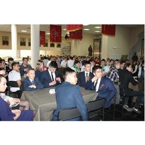 Активисты ОНФ в Башкортостане провели интеллектуальную игру для школьников