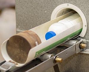 Первый в мире ЯМР-сканер для бутылки молока