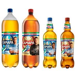 """На полках магазинов появится новая ограниченная серия пива """"Самара"""""""