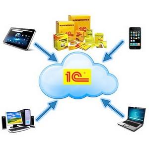 Виртуальный сервер 1С для реальных задач крупного и среднего бизнеса представлен на I-oblako