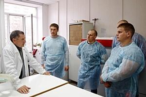 О курсах повышения квалификации по отбору подконтрольной продукции