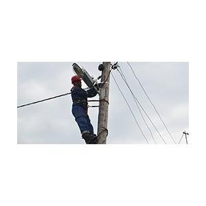 Убыточная прачечная: энерговор набросил провода на опору ЛЭП, чтобы «погладить одежду»