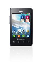 LG Optimus L3 Dual: компактный смартфон с 2 SIM-картами