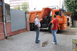 ОНФ держит на контроле ситуацию со строительством на объекте культурного наследия в Воронеже