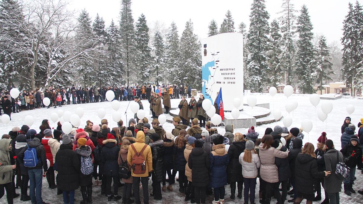 В Ростове-на-Дону прошли мероприятия, посвященные освобождению от немецко-фашистских захватчиков