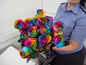 Более 15 млн. цветов завезли к 8 марта через Новосибирск для реализации на территории Сибири.