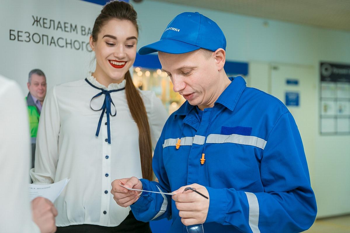 «Балтика-Новосибирск» инвестирует в будущее, формируя культуру безопасного поведения у сотрудников