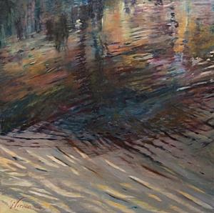 Арт-центр Exposed и Smirnoff.gallery представляют выставку «Екатерина Ворона. Музыка воды»