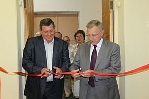Костромские энергетики открыли в КГТУ новую учебную лабораторию