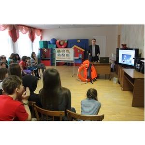 Костромские энергетики МРСК Центра проводят уроки энергосбережения в детских домах и интернатах