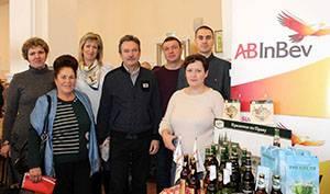 Ивановские пивовары награждены грамотами и дипломами