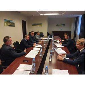 Заседание Попечительского совета Института новых материалов и технологий
