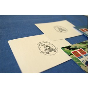 Костромичи могут украсить почтовое отправление памятным штемпелем