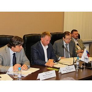 В НОСТРОЙ под председательством Михаила Воловика состоялось заседание Комитета