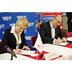 Компания Life Fitness стала поставщиком Олимпийских Игр 2014 года в Сочи