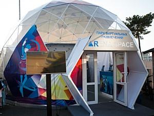 ARena Space проведёт первое в мире ICO на рынке парков развлечений