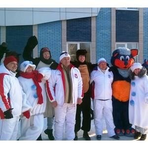 Победители заездов «Лыжни России» в Ижевске получили призы от «Ростелекома»