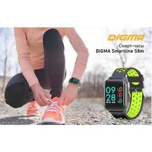 Смарт-часы Digma Smartline S9m: больше, чем часы