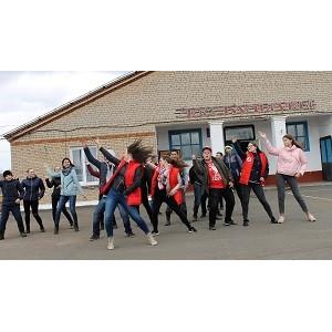 Команда «Молодежки ОНФ» в Оренбургской области провела акцию «Шумные выходные»