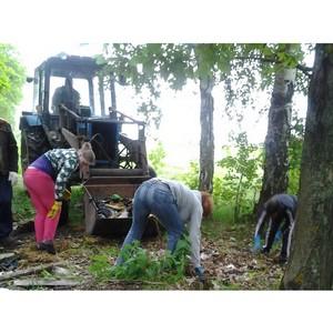 В Мордовии в экологических субботниках ОНФ приняли участие более 30 тысяч человек