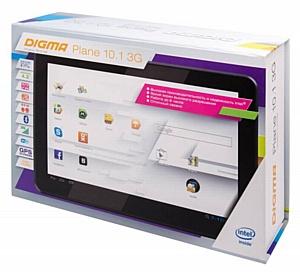 Планшетный компьютер от Digma на процессоре Intel® уже в продаже