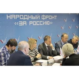 Активисты Народного фронта в Волгоградской области обсудили план работы тематических площадок