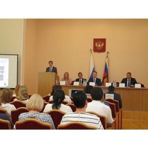 Об участии представителей кадастровой палаты в заседании коллегии Управления Росреестра по СК