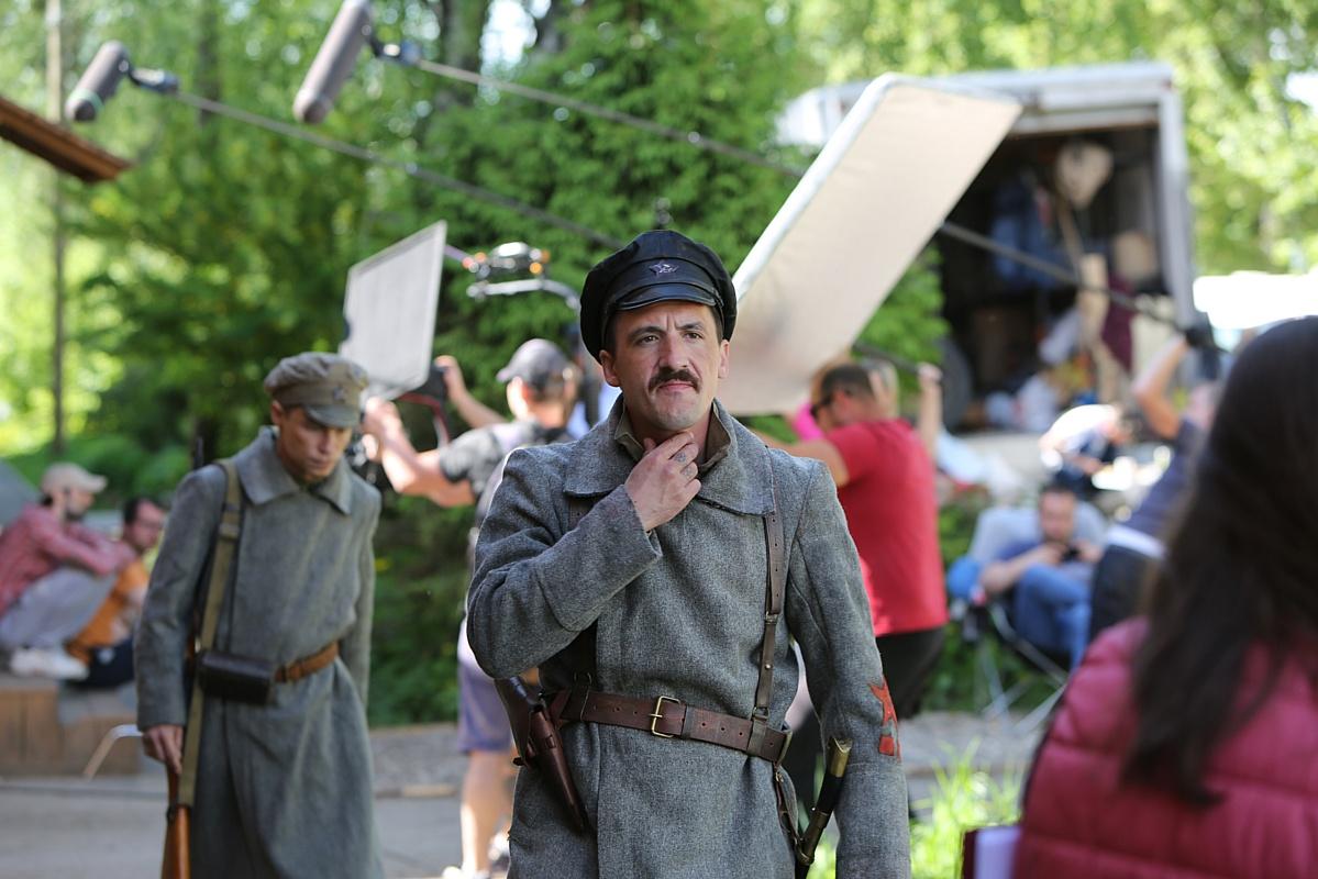 «Киностудия КИТ» объявляет о завершении съёмок исторического детектива «Ростов»