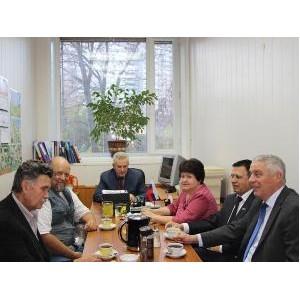 Представители совета ветеранов и общественного совета при УВД обсудили вопросы взаимодействия