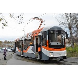 УВЗ поставит трамваи в Коломну
