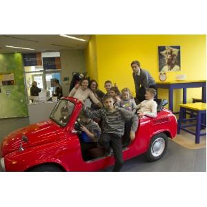 Воспитанники Таремского детского дома на экскурсии в Нижнем Новгороде