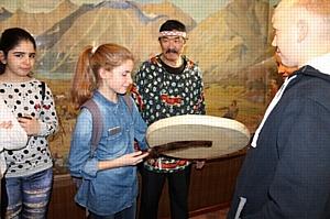 Активисты ОНФ познакомили школьников с культурой и традициями коренных народов Камчатки