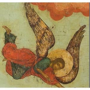 SWIR-камера «Швабе» помогла установить подлинность иконы XVIII века