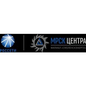 МРСК Центра увеличила летний максимум энергопотребления в своих сетях в Смоленской области