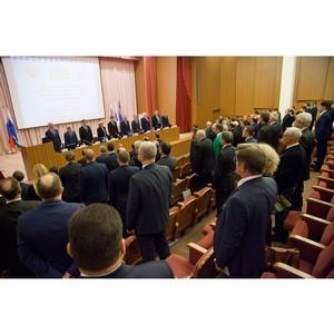 Годовое собрание Союза предприятий оборонных отраслей промышленности