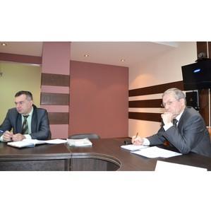 В Кадастровой палате Курганской области состоялось совещание с начальниками отделов