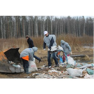 Активисты ОНФ ликвидировали ряд свалок в Санкт-Петербурге