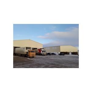 Продолжается расширение комплекса хранения и переработки овощей в Самарской области