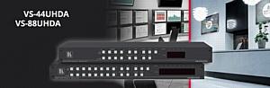 Новые 8х8 матричные коммутаторы Gefen EXT-UHD-88 и GEF-UHD-89-HBT2