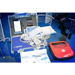 «Швабе» испытывает «умный» кардиометр на Российском национальном конгрессе кардиологов