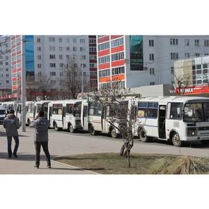 Эксперты ОНФ продолжают держать на контроле состояние общественного транспорта в Уфе