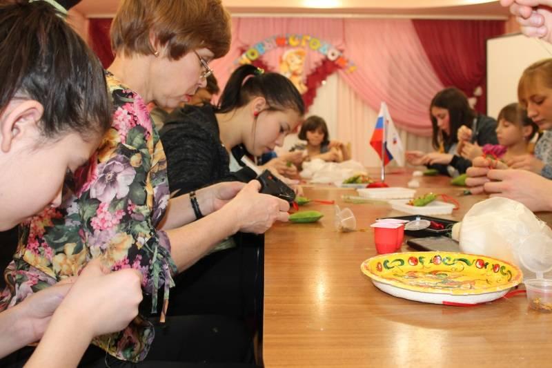 Активисты ОНФ в Мордовии провели мастер-классы для школьников