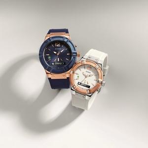 Коллекцию умных часов представила Guess в партнерстве с Martian в Европе