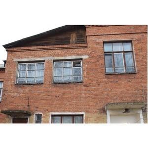 ОНФ призвал власти рассмотреть возможность строительства нового здания для школы №25 Россоши