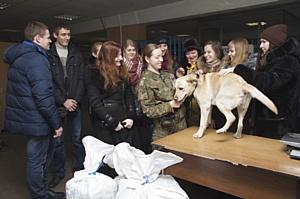 В Брянской таможне провели экскурсию для студентов-журналистов