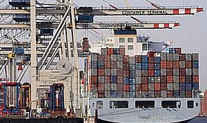 Международные контейнерные перевозки грузов от Анрик СПб