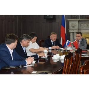 Российские производители приняли участие в бизнес-миссии в Шанхай