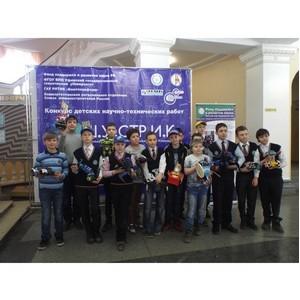 В Уфе выявили победителей среди юных инженеров и изобретателей
