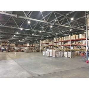 Решение TopLog WMS тиражировано на складе компании Faberlic в г. Екатеринбурге